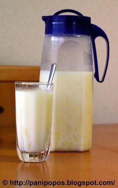 Samoa Food: Vaifala - Pineapple Drink