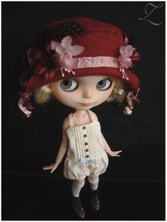 Little Bohemians - Whimsical Cloche Hats