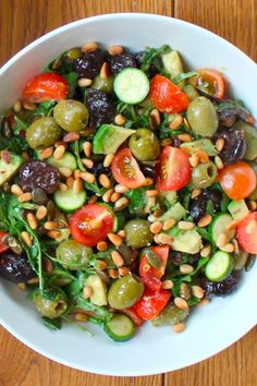 Recetas de ensaladas de verano http://stylelovely.com/fitness/ensaladas-de-verano-calor/