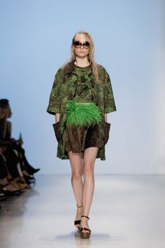 Jayson Brunsdon Spring-Summer 2014-2015 (southern hemisphere - collection shown in April 2014)