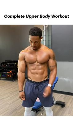 Shoulder Workout Routine, Workout Routine For Men, Gym Workout Videos, Gym Workout For Beginners, Best Cardio Workout, Upper Body Workout Men, Chest Workout For Men, Weight Gain Workout, Weight Training Workouts