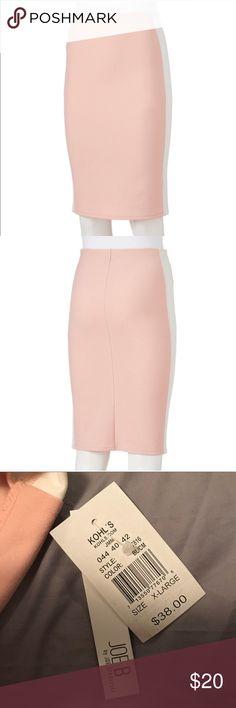 Joe B side-striped skirt. Brand new! Excellent condition! Joe B Skirts Pencil