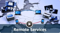 Remote IT Support services help via internet