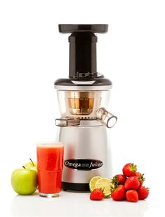 Loving our new Omega VRT350HD Juicer! Favorite so far...carrot, green apple and celery!! Green juice with kale, cilantro, apple, celery, ginger and lemon...need to work on it! Kids liked watermelon, strawberry, fresh mint juice cooler.