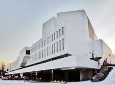 Alvar Aalto: biografia e obra do arquiteto e designer finlandês Alvar Aalto, Helsinki, Famous Architects, Villa, Le Corbusier, Brutalist, Scandinavian Design, Modern Architecture, Facade