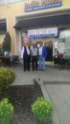 A Cadadian Friend S Paramjit Singh With S Ranjit Singh At India House Folsom  C B Best Of