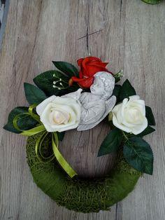 Alkalmi koszorú Floral Wreath, Wreaths, Home Decor, Floral Crown, Decoration Home, Door Wreaths, Room Decor, Deco Mesh Wreaths, Home Interior Design