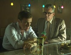 """Penny says, """"Christoph Waltz does a brilliant job as Walter—Walter who is always, always talking with a manic intensity that gradually morphs from genuine charm into alcoholic rage. But Waltz is so endearing—even in his blackest moments—that we can see into the heart of this complex character."""""""