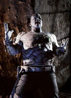 Shuler Hensley as Frankenstein's Monster in Van Helsing (2004)