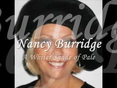 Nancy Burridge A Whiter Shade Of Pale