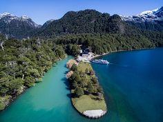 Puerto Blest, Bariloche, Provincia de Río Negro, Argentina.