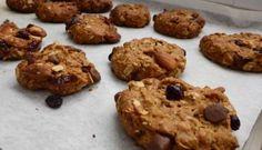 Trailmix Scroggin Cookies