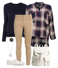 """""""#183"""" by mintgreenb on Polyvore featuring Oyuna, Acne Studios, Common Projects, H&M and Ted Baker"""
