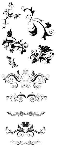 KLDezign SVG: Ornaments