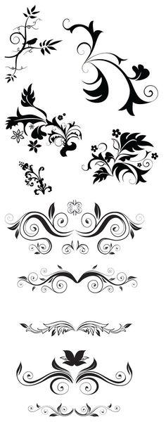 KLDezign SVG: Ornaments