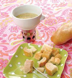Chef Jocelyn Harron The Melting Pot Fondue Goes Gourmet With Bothwell S Truffle Cheese As A