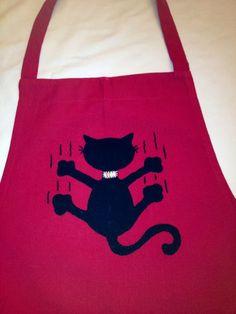 Lanasifils: kitchen apron