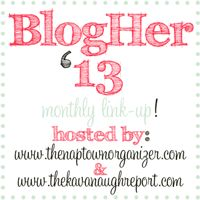 BlogHer'13 Monthly Link-Up: Travel Edition
