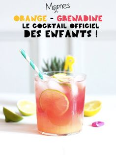 Who said that you absolutely need alcohol to make awesome and gourmet cocktails? This is why, we have found for you 10 recipes for refreshing cocktails and … Virgin Cocktails, Non Alcoholic Cocktails, Summer Cocktails, Cocktail Drinks, Fun Drinks, Cocktail Recipes, Beverages, Bourbon Cocktails, Drinks Alcohol