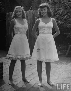 Sun Dresses from 1944