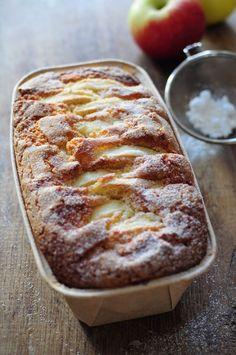 Tout est dit dans le nom de la recette, un cake hyper savoureux alors je n'ai pas grand chose à y ajouter : 190 g de beurre mou 190 g de sucre 3 œufs 190 g de farine 1 cc de levure chimique 60 g