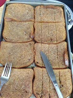 Oven baked french toast. #fallweddings
