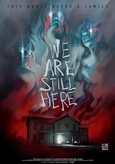 Smart, powerfully acted, and devilishly clever, We Are Still Here offers some novel twists on familiar territory -- and heralds the arrival of a major talent in writer-director Ted Geoghegan.
