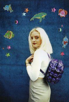 School Portraits by Amy Lidgett. 90's