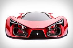 Imagined as the successor to the LaFerrari, Italian designer Adriano Raeli's Ferrari F80 Concept keeps the long nose and wind-funneling rear of its predecessors while making a curious change to the powerplant. Instead of relying on a V12 engine, as...