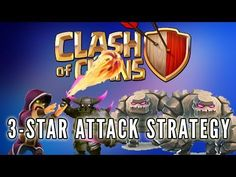 nice [Clash Of Clans]: Best Town Hall 8 Attack | 3 Stars! (GoWiPe)Clash Of Clans Fun Gameplay / Walkthrough Showing Tip