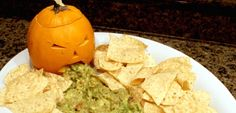 Funny Pumpkin Carving - Throwing Up Guacamole Epic Pinterest Fail