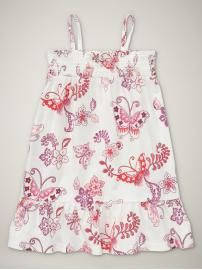 cute summer dress for little girl.