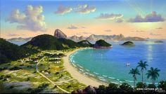 Copacabana em 1893