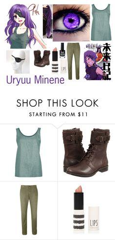 """Uryuu Minene"" by dark-jewel ❤ liked on Polyvore featuring Minene, Masquerade…"