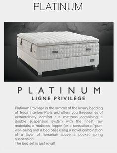 Treca de Paris Platinum