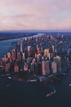 Sunrise in NYC by seandshoots #newyorkcityfeelings #nyc #newyork