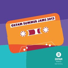 Oxfam America has released its annual Oxfam Summer Jams downloadable album, loaded with 17 solid tracks from great bands that support Oxfam's work, to help raise awareness of its efforts to right the wrongs of poverty, hunger, and injustice.