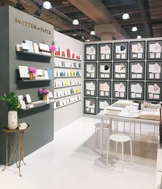 We're starting day 3 of NSS! Pop by booth 2233 if you're here! #smittenpapergoods