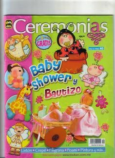 Revistas de manualidades Gratis: Revista de baby shower
