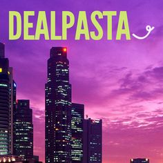All your Daily Deals in one place, Save up to 90% on Local Restaurants, Entertainment, Events, and more at DealPasta where we offer All types of daily deals in almost every major city worldwide.