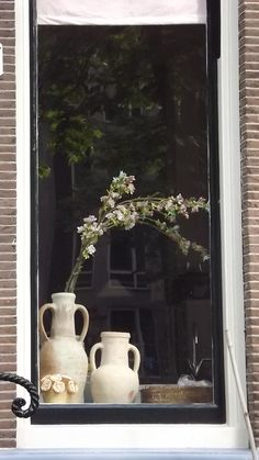 window - Amsterdam