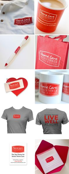 Home Care Assistance Promotional Items