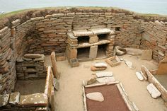 Scottish Islands -Skara Brae, Mainland Orkney