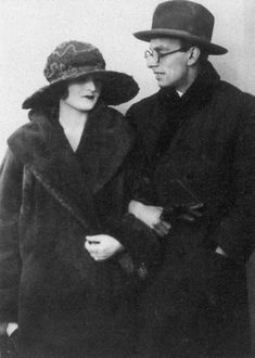 Sebastian Droste was the husband of Anita Berber about six months. 1923