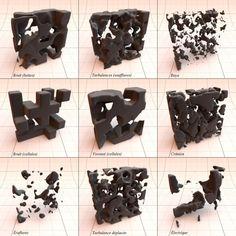 Proc3Durale C4D Plugin to create weathered or broken down geometry.