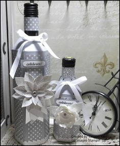 King's On Paddington: Wine Bottle Sleeves