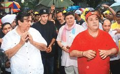 Rishi and Randhir Kapoor misbehaved with media and slapped a fan