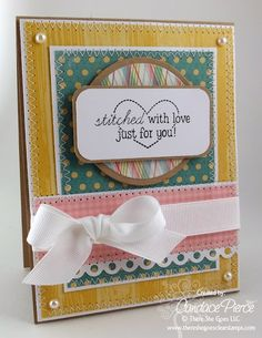 TSG Stitched with Love stamp set