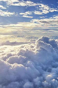 In the clouds. http://www.calmdownnow.com                                                                                                                                                      More