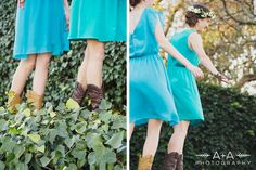 High Low, Sisters, Summer Dresses, Photography, Fashion, Moda, Photograph, Summer Sundresses, Fashion Styles